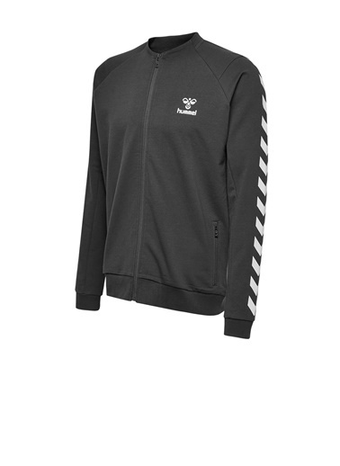 Hummel Hummel Ray Fermuarlı Erkek Sweatshirt 203010-2001 203010-2001001 Siyah